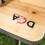 DOA Shooting Bench, shooting benches, logo