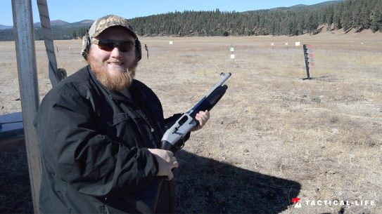 Beretta 1301 Tactical Marine Shotgun, Speed Test