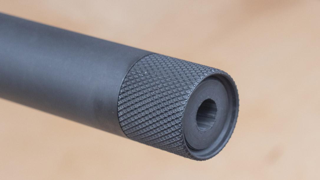 Mossberg MVP Precision Rifle, barrel