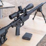 Mossberg MVP Precision Rifle, Magpul PMAG