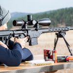 Mossberg MVP Precision Rifle, Lauren Young