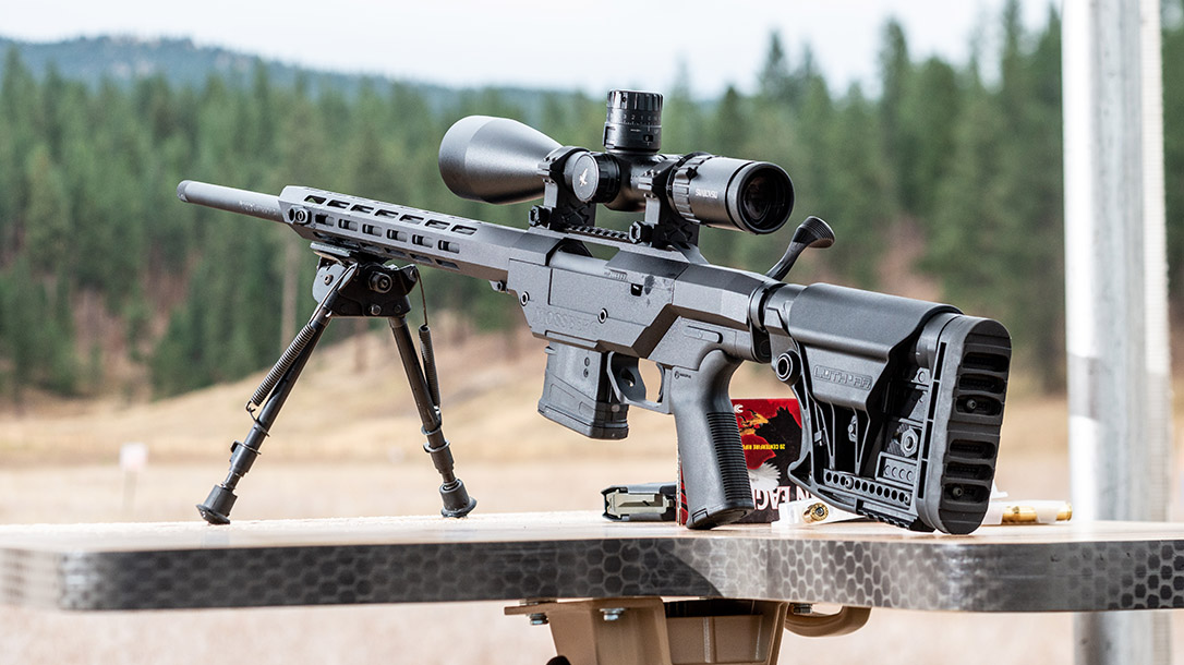 6 Reasons Why the Mossberg MVP Precision Rifle Is a Top Bolt
