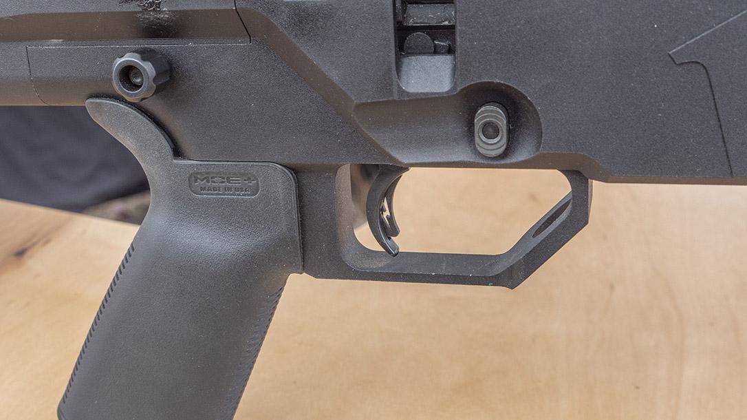Mossberg MVP Precision Rifle, Lightning Bolt Action Trigger