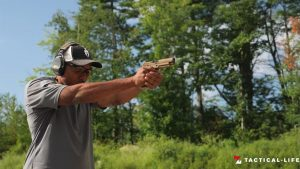 SIG P320 M17 review, U.S. Army M17
