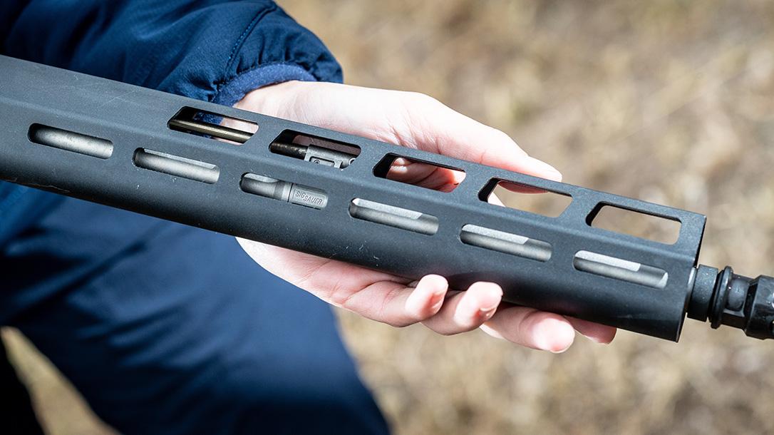 SIG M400 Tread Rifle, Sig Sauer M400 Tread, barrel