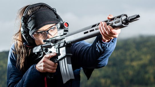 SIG M400 Tread Rifle, Sig Sauer M400 Tread, range