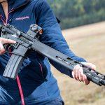 SIG M400 Tread Rifle, Sig Sauer M400 Tread, profile