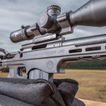Performance Center T/C LRR precision rifle, 6.5 creedmoor rifle, logo