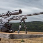 Performance Center T/C LRR precision rifle, 6.5 creedmoor rifle, profile