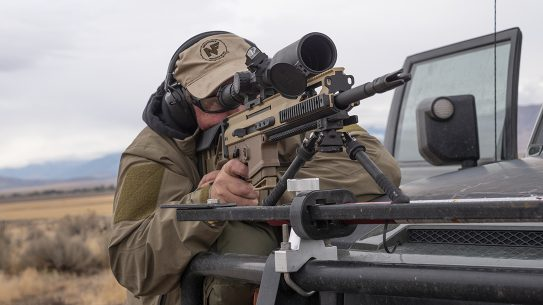 FN SCAR 20S Review, FN SCAR, aim