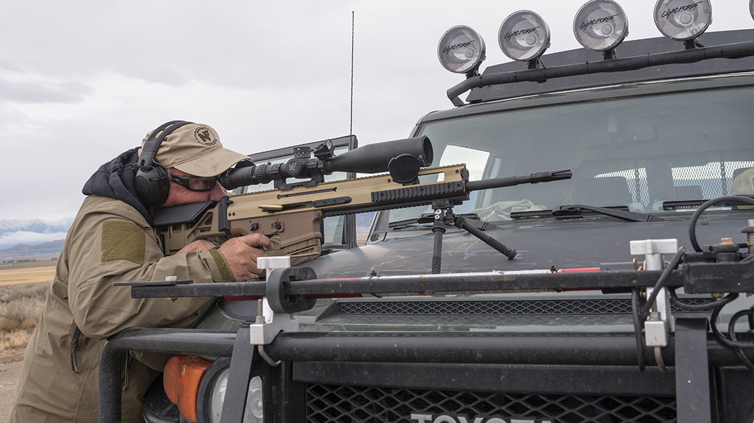 FIRST LOOK: The FN SCAR 20S Is Coming to the Civilian Market