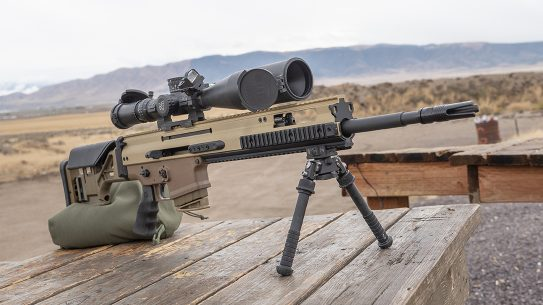 FN SCAR 20S Review, FN SCAR, right
