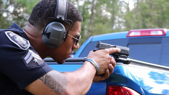 Sumter Police Department, SIG P320 pistol, training