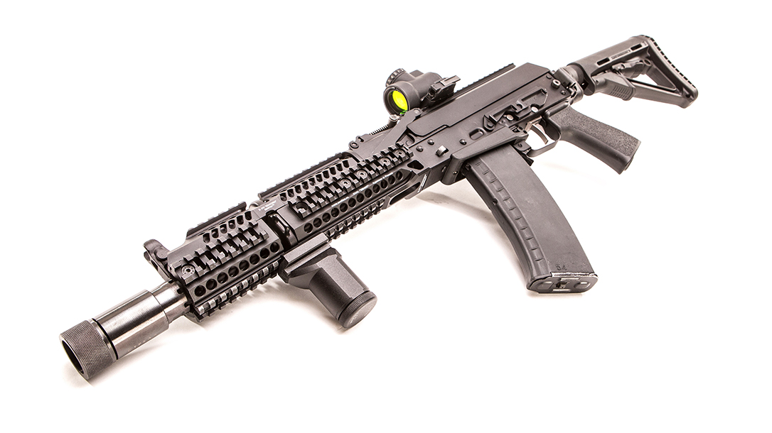 MDC Project Alpha AK-74: The Closest Thing to Russia's Spec-Ops AK-74