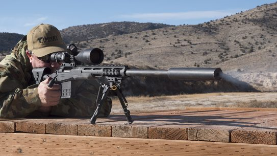 Sabatti STR Precision Rifle, Sabatti Tactical Rifle, aiming