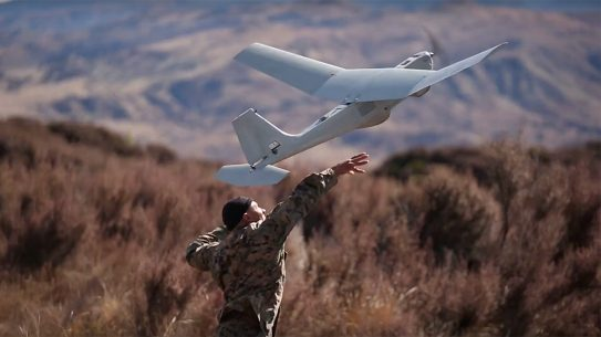 RQ-20B Puma Unmanned Aerial System, United States Marines, UAS, Drone