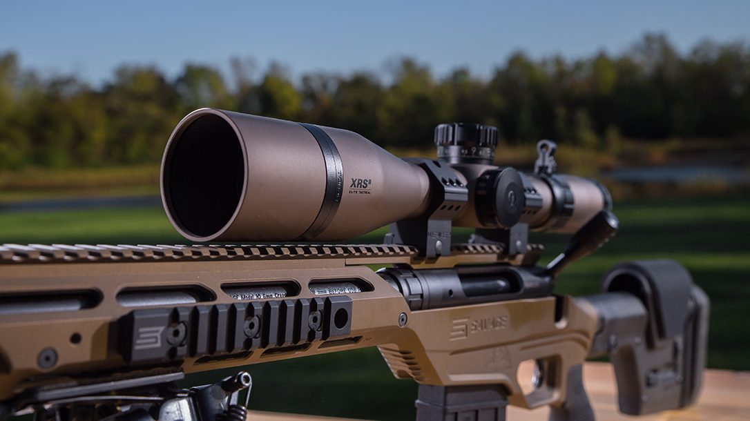 Bushnell Elite Tactical Front