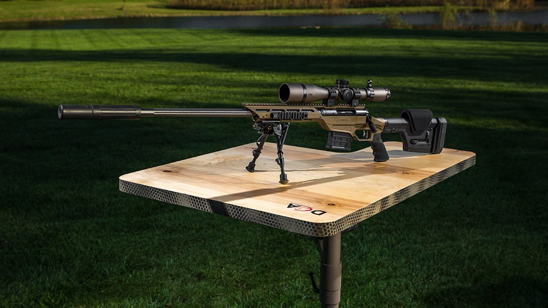 Bushnell Elite Tactical Bench