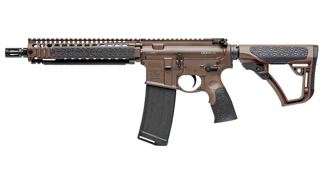Daniel Defense MK18 Left