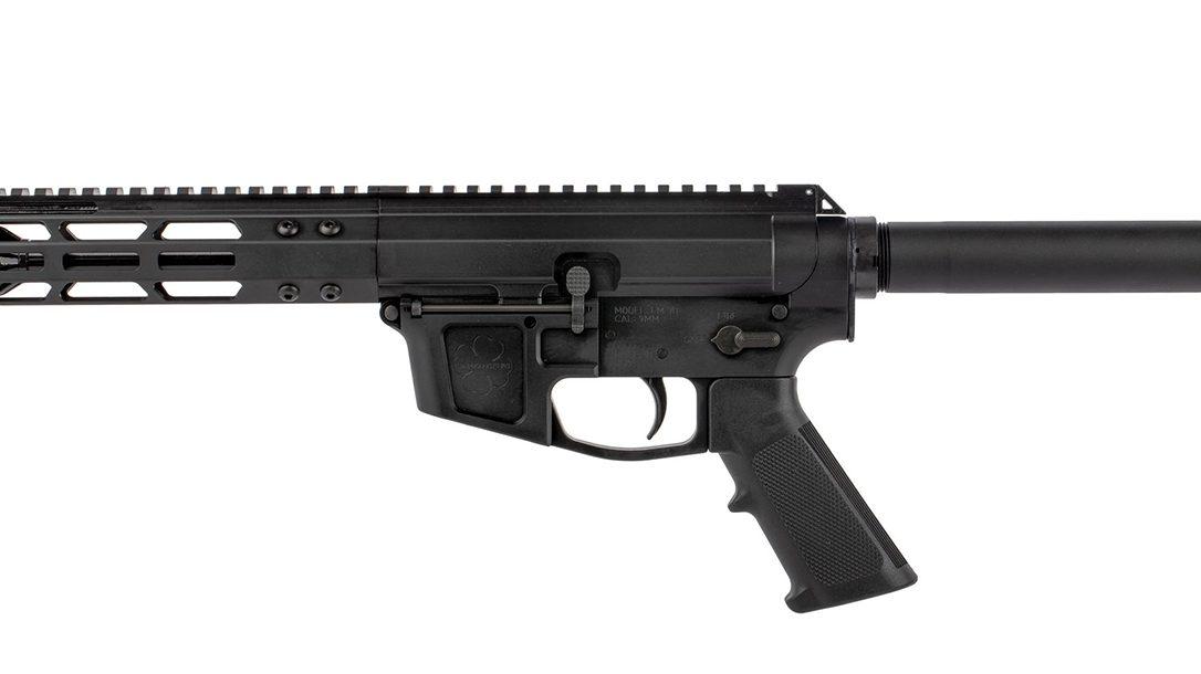 FM9 Pistol Receiver