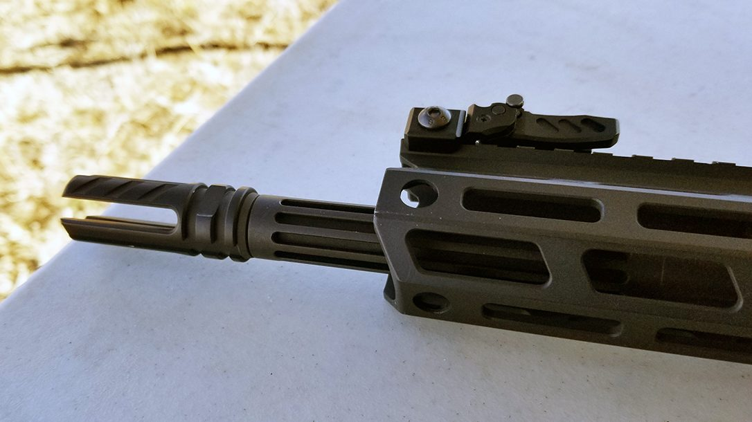 Rise Armament 1121XR muzzle