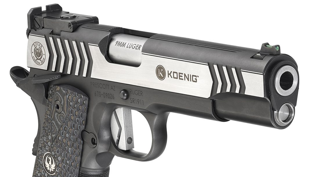 SR1911 Right Angle