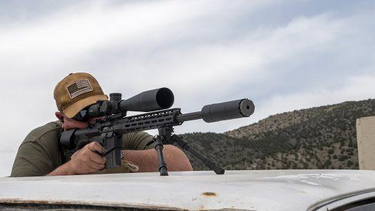 Wilson Combat Super Sniper Field