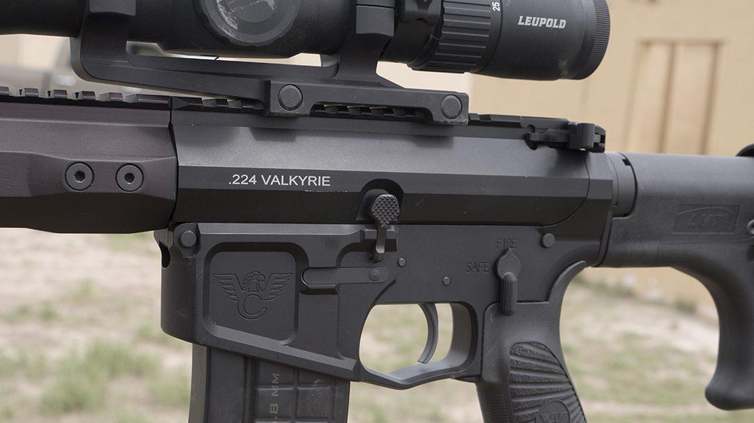 Wilson Combat Super Sniper Receiver