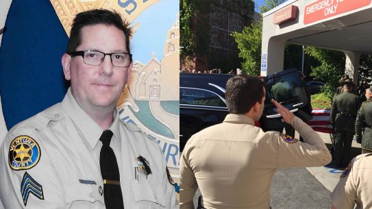 Ron Helus, Ventura County Sheriff's Sgt. Ron Helus, Thousand Oaks Shooting