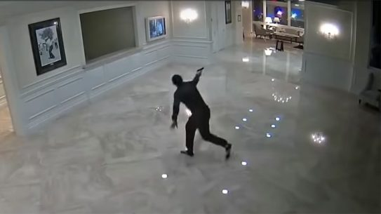 Trump Hotel Gunman, Jonathan Oddi, Miami Police, Shootout
