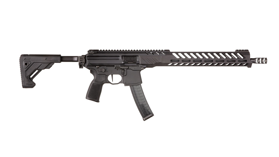 Enhanced MPX Pistol Caliber Carbine Right