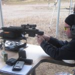 Remington Model 700CP Long-Range Pistol author