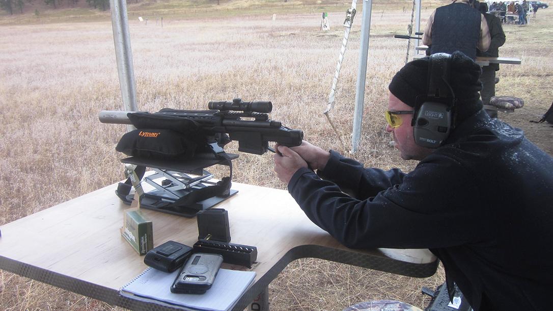 Remington Model 700CP Long-Range Pistol author