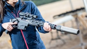 Remington Model 700CP Long-Range Pistol profile