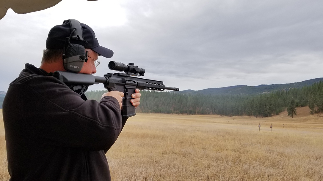 Anderson Manufacturing AM-10 Hunter Rifle Review, .308 Rifle, author