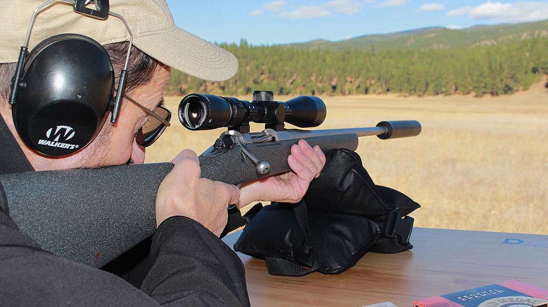 Barrett Fieldcraft 308 Rifle review, author