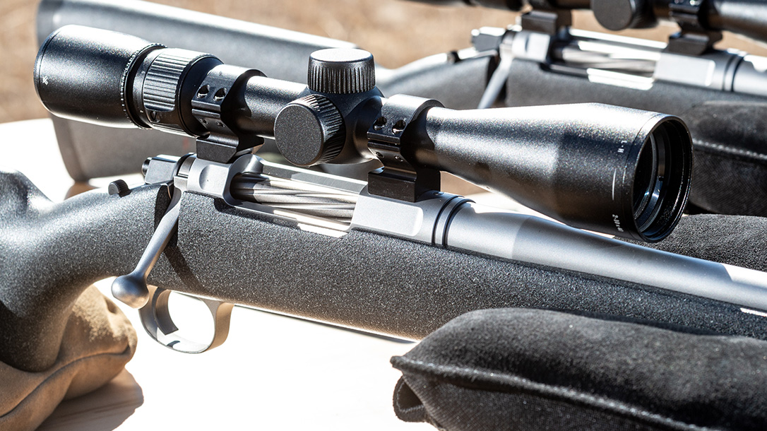 Barrett Fieldcraft 308 Rifle review, bolt action