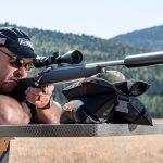 Barrett Fieldcraft 308 Rifle review, firing, shooting range