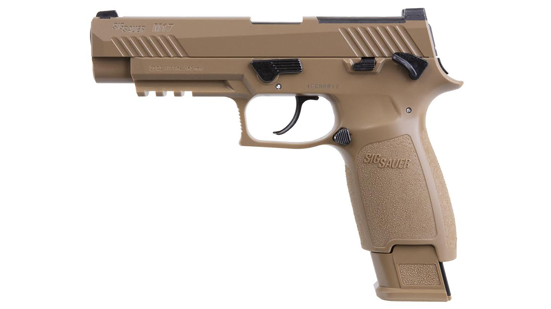 SIG M17 Air Pistol, SIG P320 M17 Replica pistol
