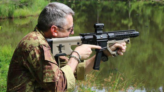 Pistol Stabilizing Braces, HERA CQR