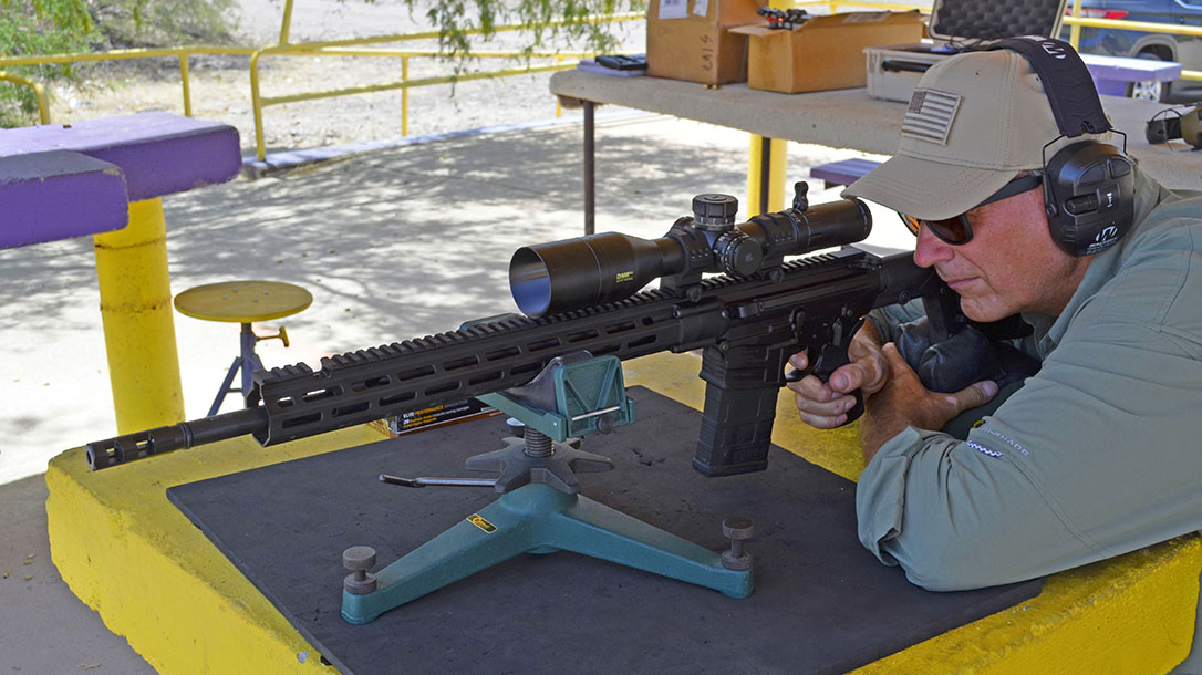 Savage MSR 10 Long Range Rifle review, Savage Arms, author