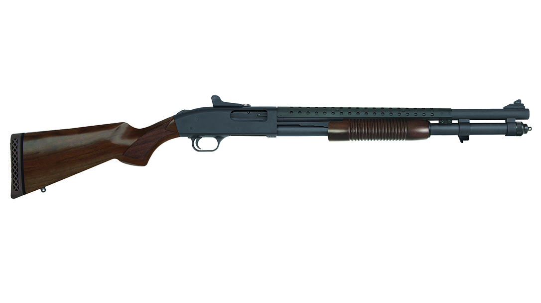 Mossberg Retrograde Series Full