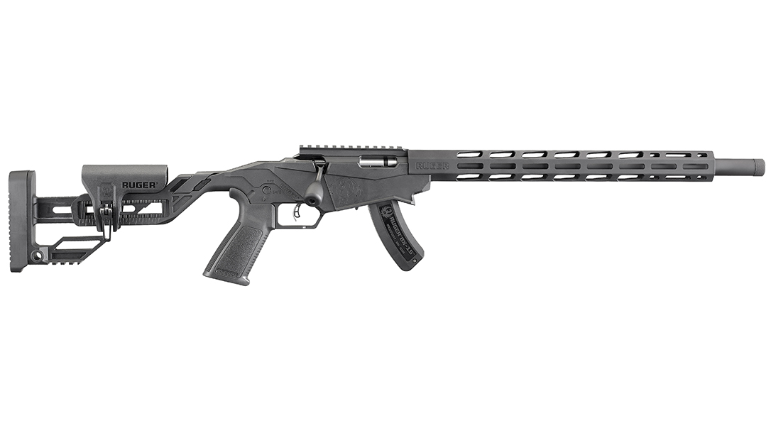 Ruger Precision Rimfire Right