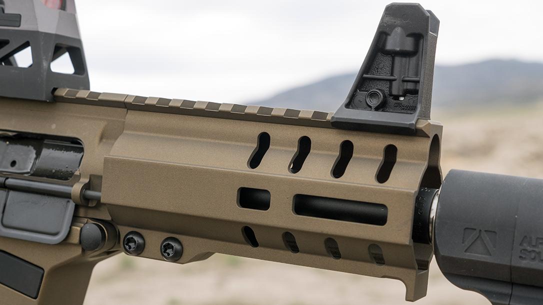 GUN TEST: CMMG MkG Banshee AR Pistol in  45 ACP