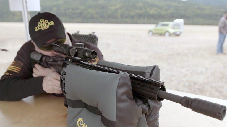 Luth AR Mark12 Bench