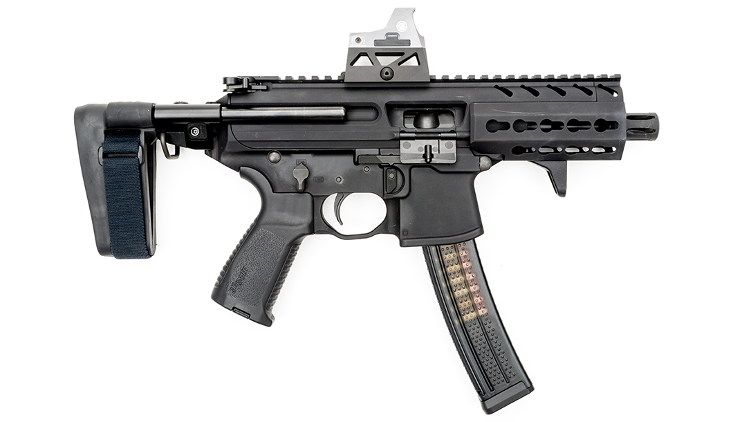 SIG Sauer MPX-K PSB