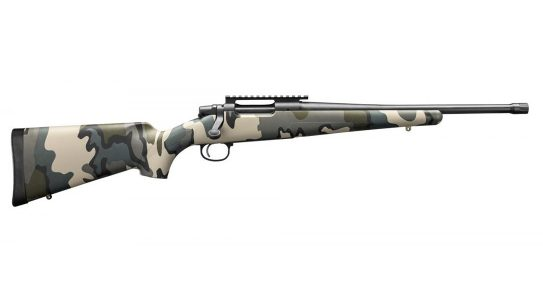 Remington Model Seven Threaded Kuiu