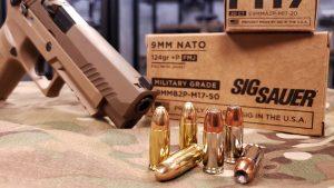 M17 9mm SIG