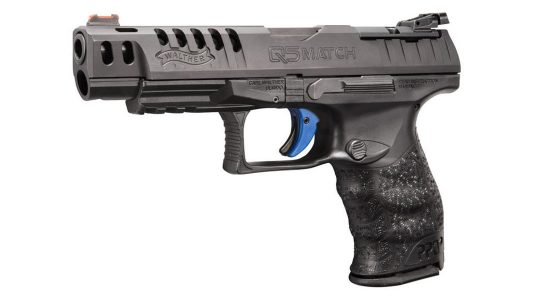 Walther Q5 Match Left