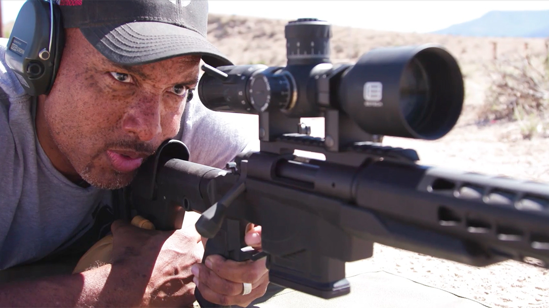 Long Range Precision Shooting Series, video series, precision